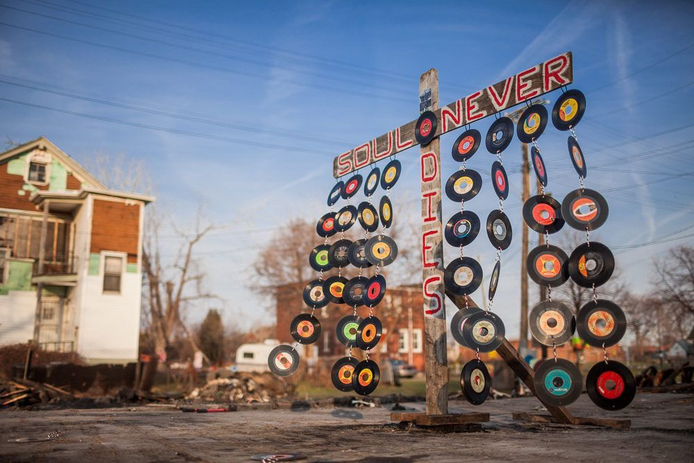 The Heidelberg Project Is Coming Down Heidelberg Project African American Art American Art