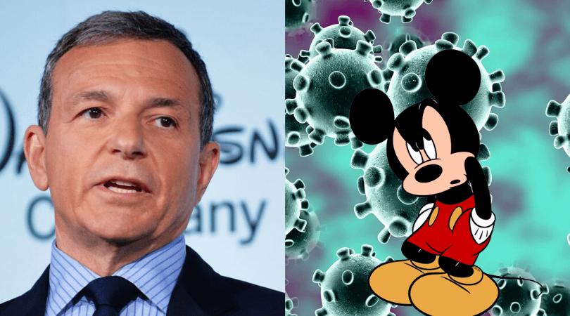 Former Disney CEO Bob Iger Addresses Coronavirus: