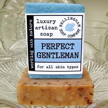 Soap For Men 'Perfect Gentleman'