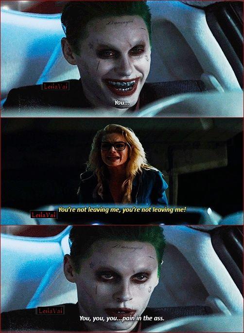 Jared Leto Joker Quotes : jared, joker, quotes, Movies!