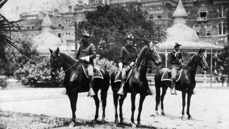 Teddy Roosevelt and the Rough Riders' Tampa connection explored in 'The Crowded Hour' #historyofcuba