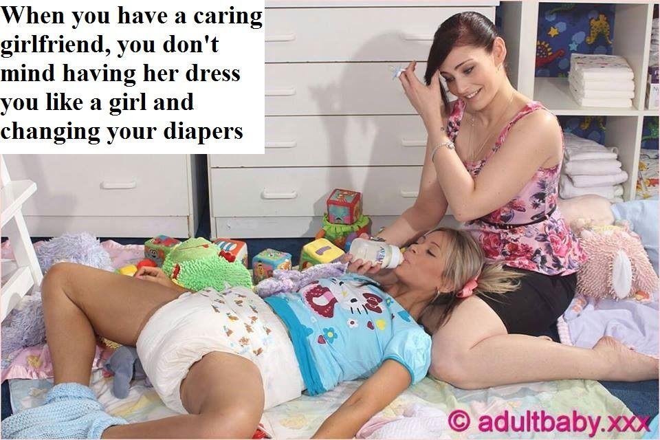 Something is. Adult babies mommies videos