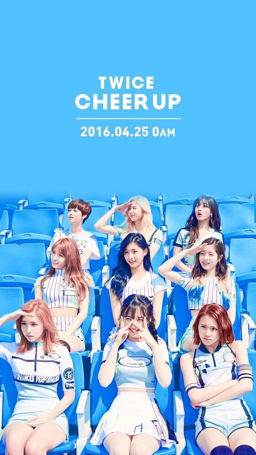 Twice Cheer Up Concept Photo Twice Nayeon Kpop Pantalla