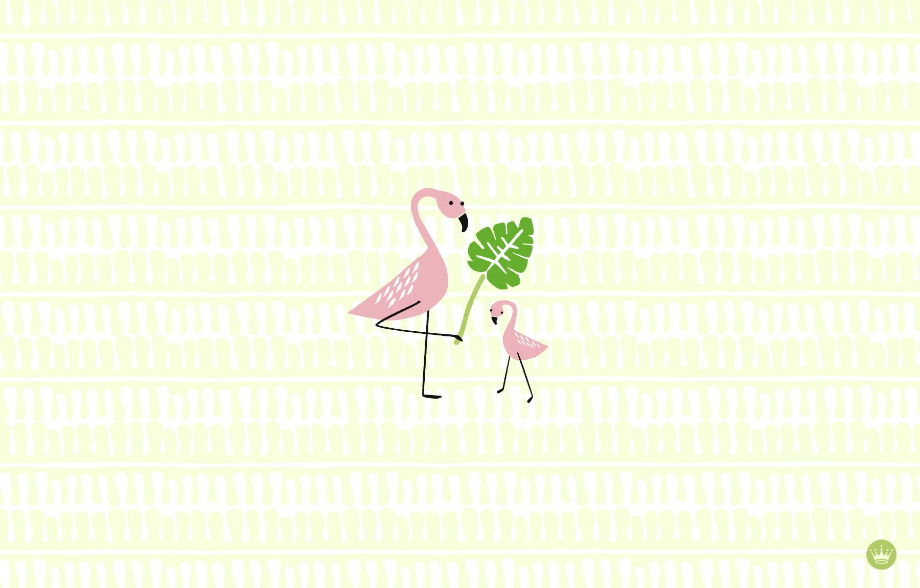 free-downloadable-desktop-wallpaper-_-flamingo-_-thinkmakeshareblog