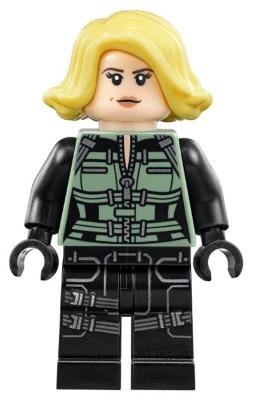 Natalia Romanova Black Widow Earth 13122 Infinity War Lego