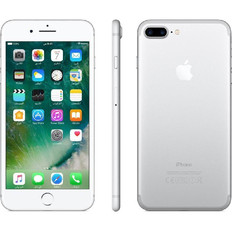 Apple Iphone 7 Plus Smartphone 4g Lte 32 Gb Silver Iphone 7 Plus Iphone Iphone 7