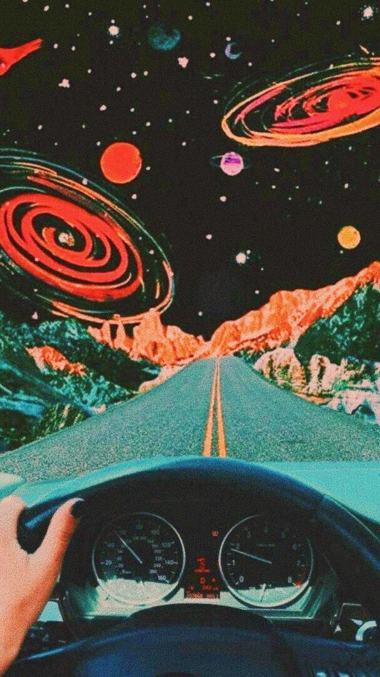 Pin by 🅛 🅔 🅐 🅗 ☆ on photography ️ Psychedelic art, Space