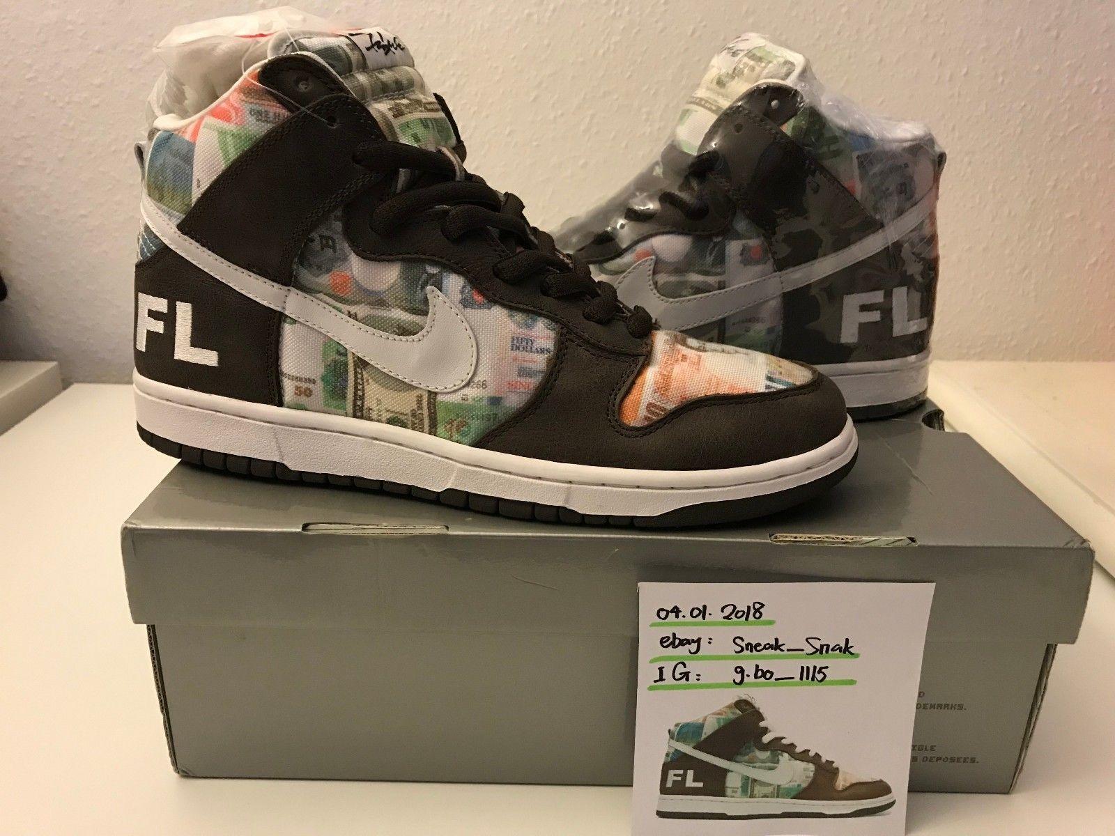 timeless design 406e8 5052a Nike Dunk High Pro SB For Love Or Money FLOM paris london pigeon tokyo ft  sample