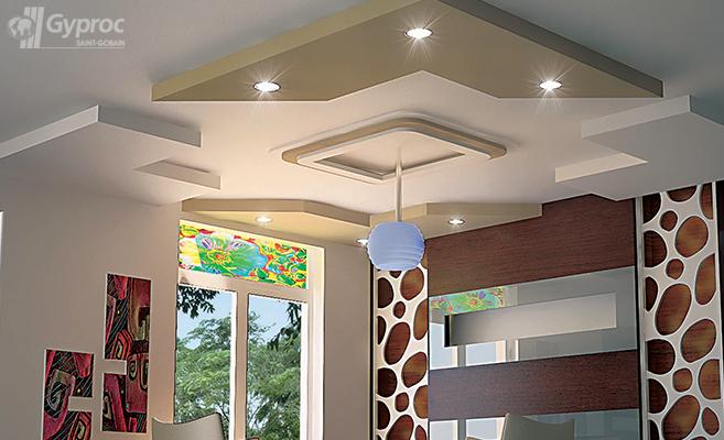 False Ceiling | Drywall | Saint-Gobain Gyproc India | Pop ...