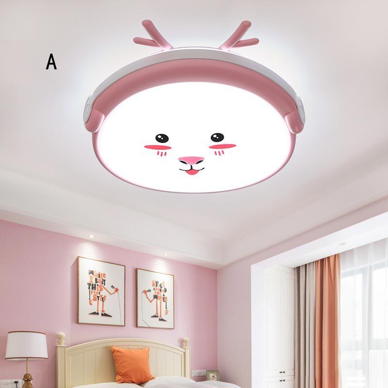 LED Deckenleuchte Tiere Motiv für Kinderzimmer Cartoon