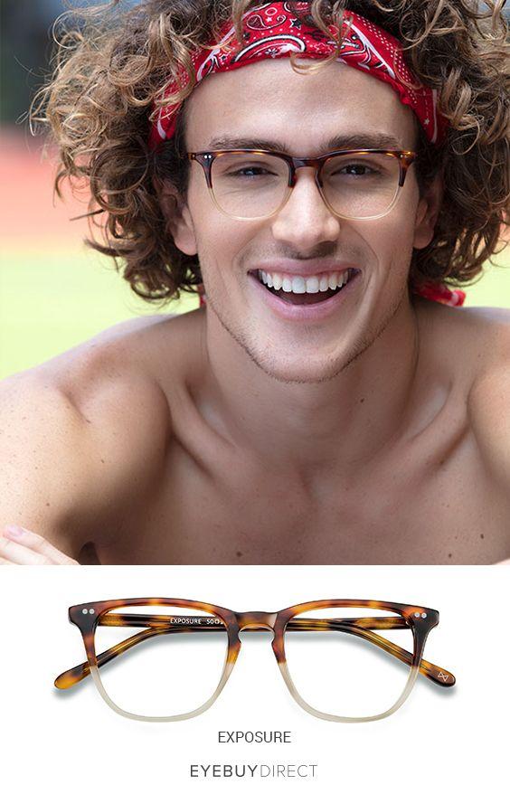 40c80cc82a Exposure eyeglasses in Macchiato Tortoise