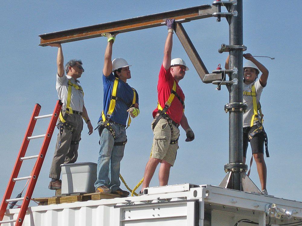 Jib Cranes Design : Lidar jib crane team mechanical engineering senior