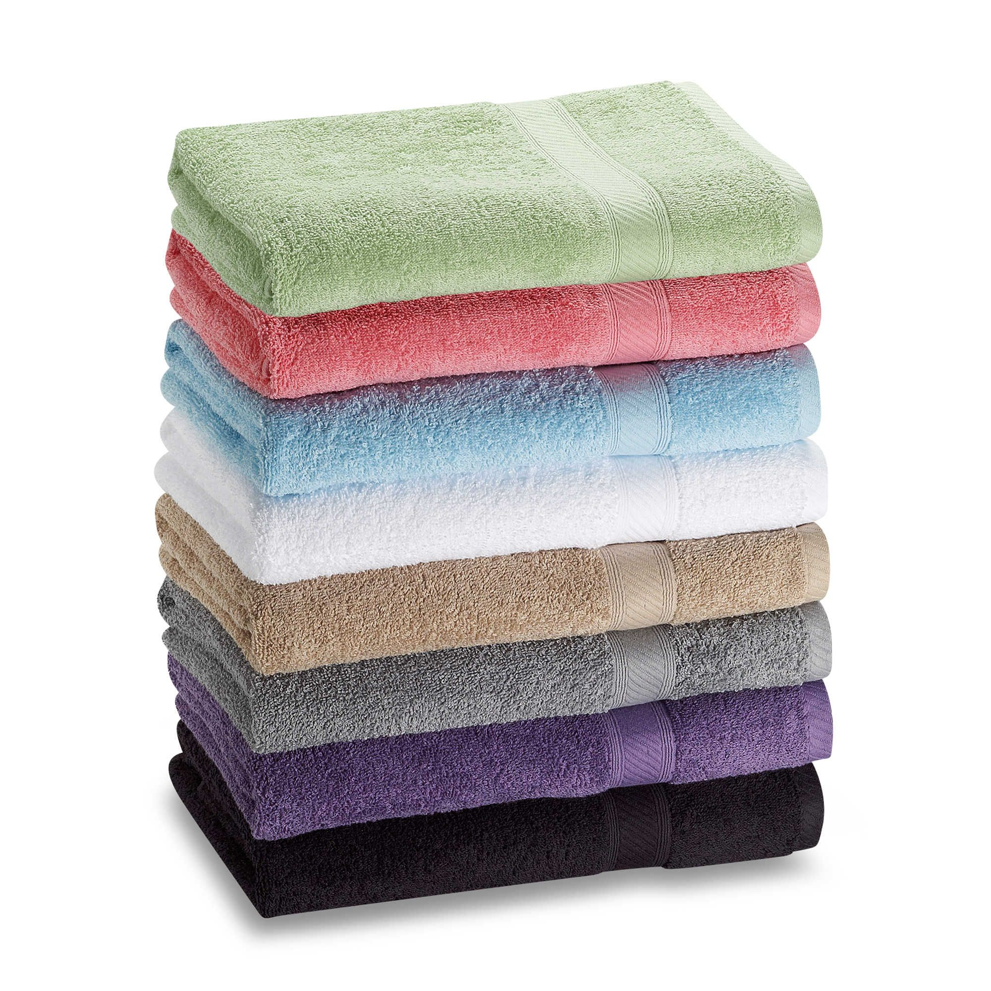 How To Choose The Best Bath Towel Colorful Bath Best Bath