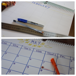 How to repurpose that old calendar