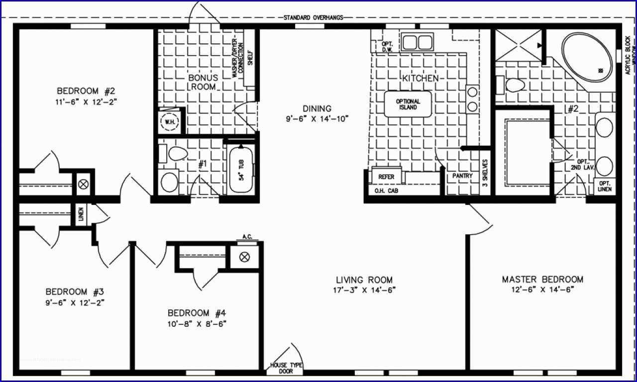 20 Elegant 1400 Sq Ft House Plans Image Manufactured