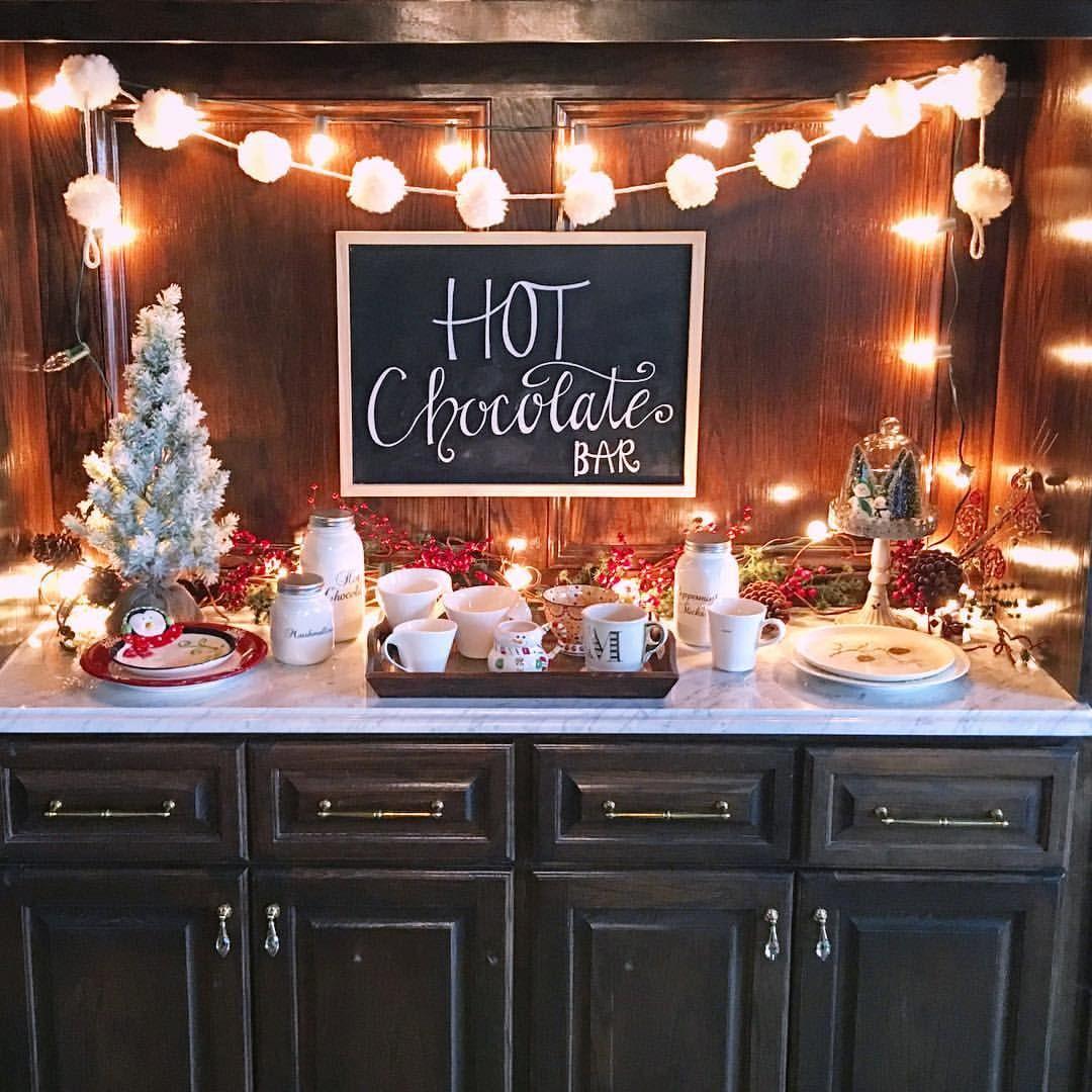 #hotchocolatebar