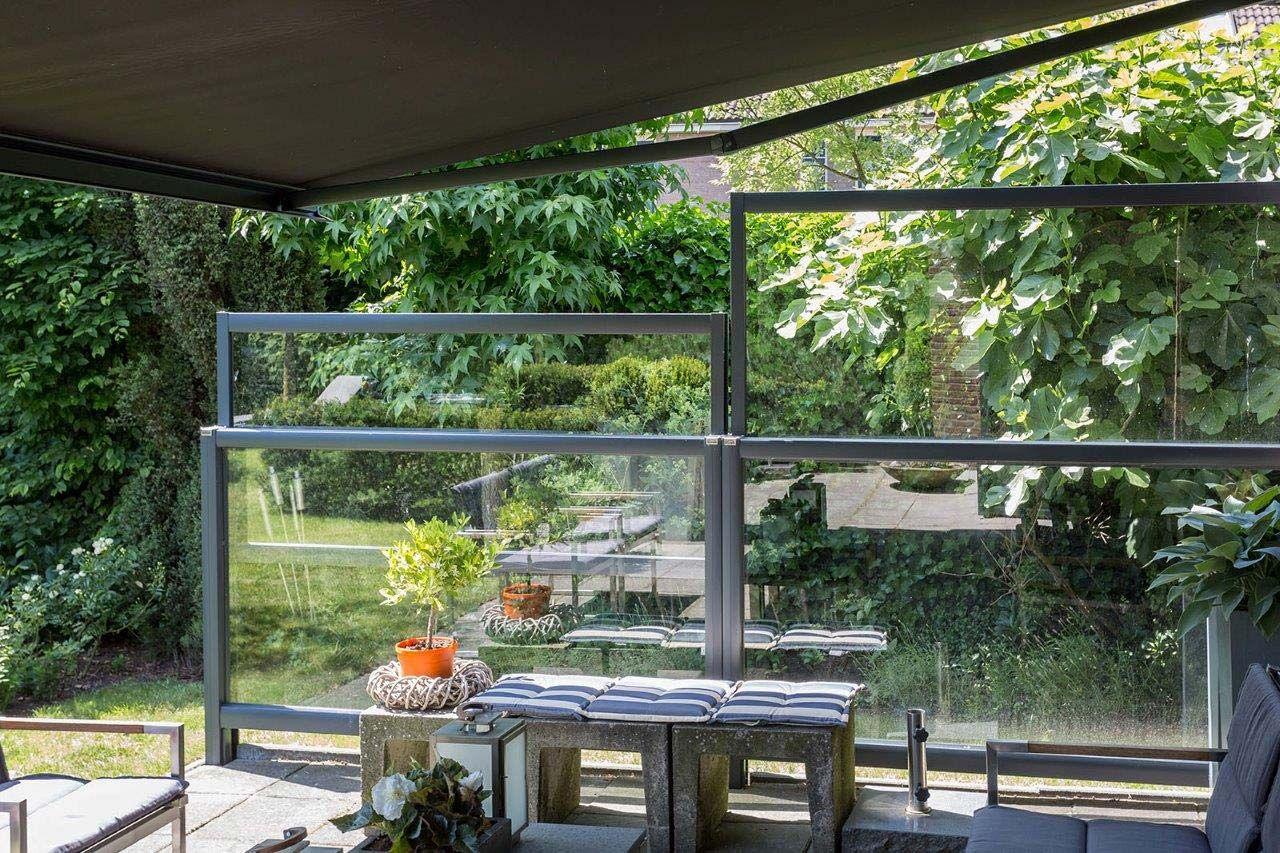 Der Flexible Windschutz Fur Ihre Terrasse Zum Werkspreis
