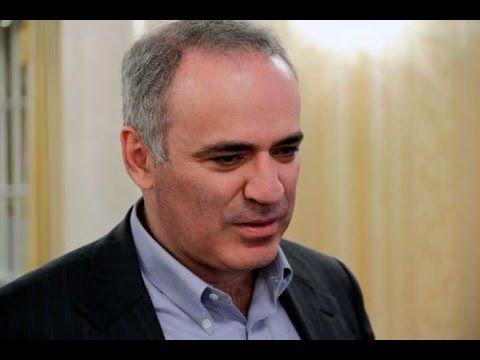 Гарри Каспаров - Путинский Режим Не Уйдет Без Насилия