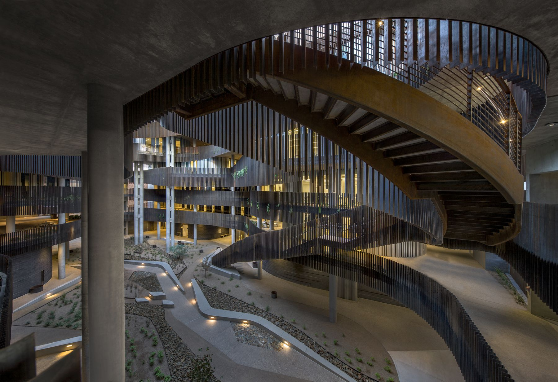 Superbe Environment + Natural Resources 2, University Of Arizona | Richärd+bauer  Architecture