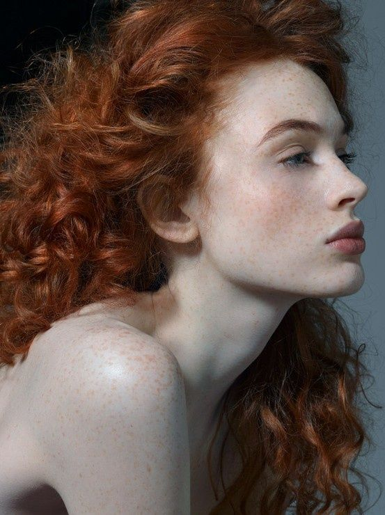 Redhead Sensitive Skin - Why Redheads Should Use #ArganOil