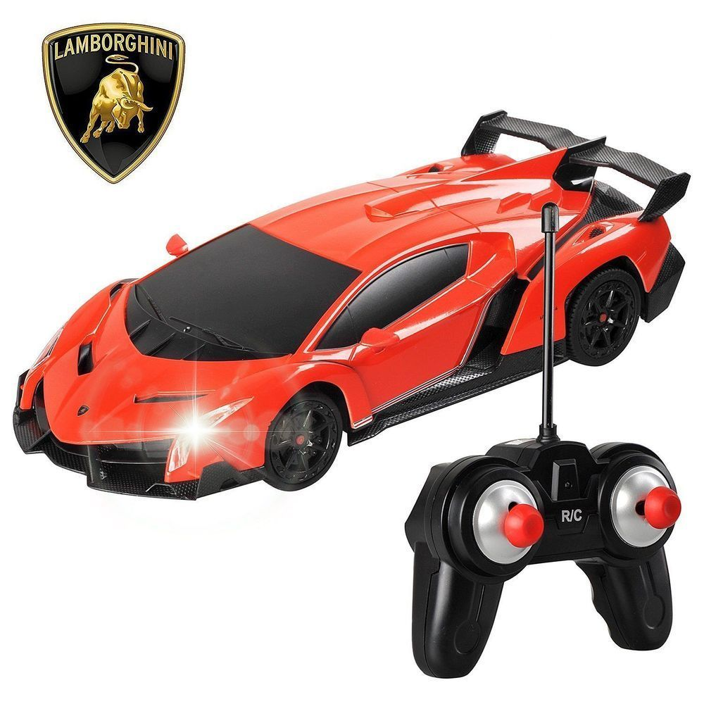 Electric Cars Lamborghini Veneno Fast And Furious Remote Control Rc
