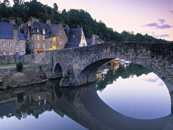 Bridge to Elvish city