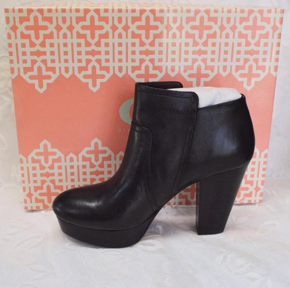 Boots, Black ankle boots