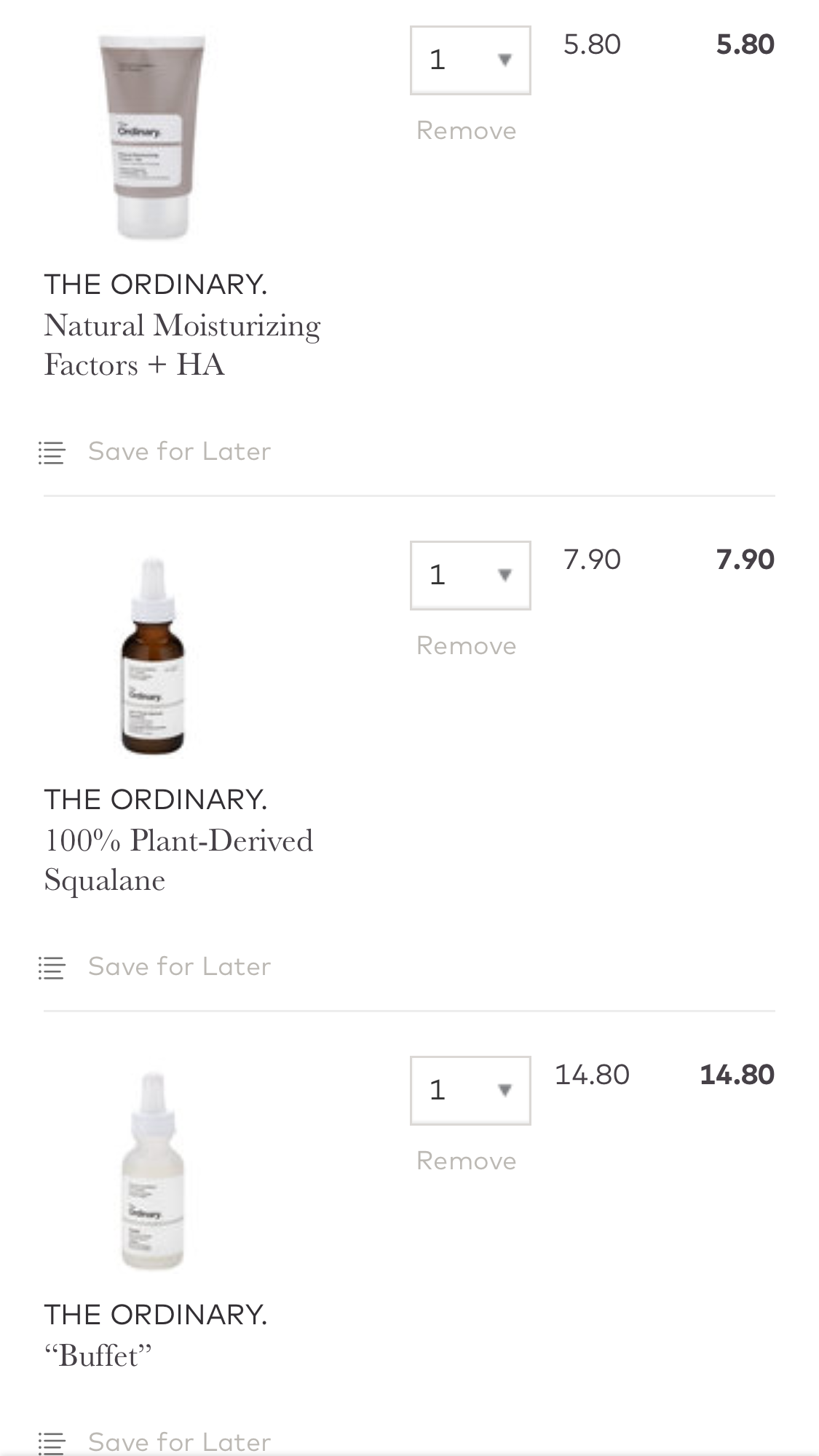 Pin by Carolyn Kennedy on The Ordinary Skincare The