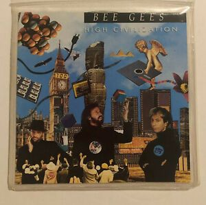 Bee Gees ‎– High Civilization - Warner Bros. Records ‎– 7599-26530-2