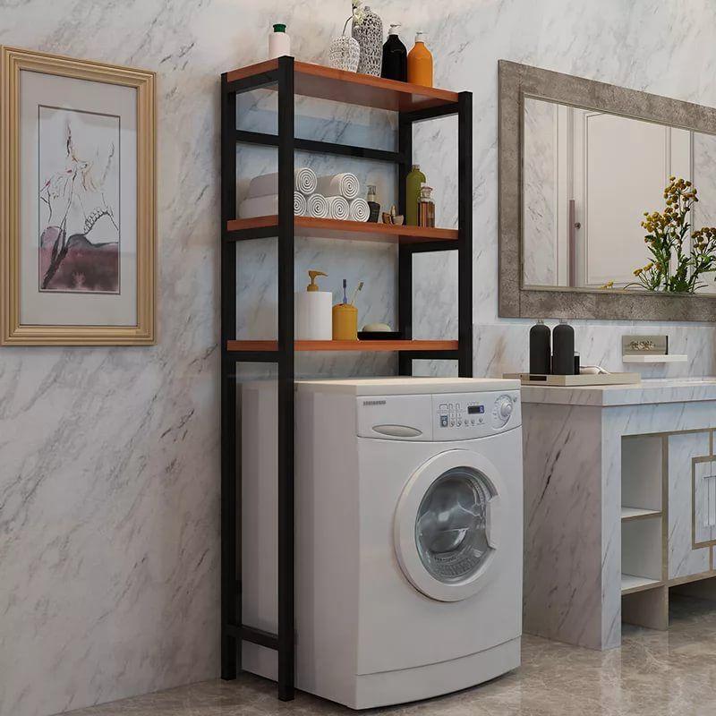полки над стиральной машиной в ванной: 10 тыс изображений ...