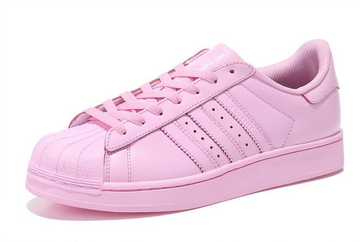 Unisex Adidas Originals Superstar Supercolor Pack Licht Rosa S41829 Adidas  x…