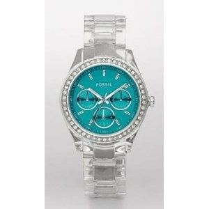 turquoise fossil watch - Google Search