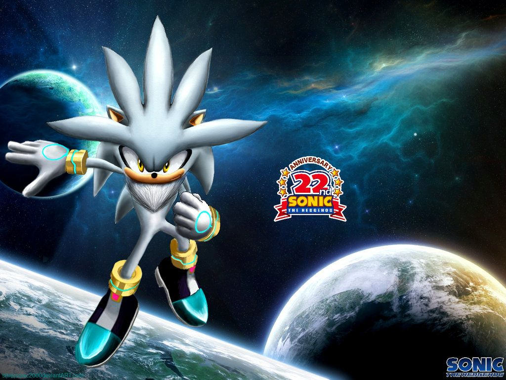 More Artists Like Super Sonic Shadow And Silver Vs Solaris Phase By 9029561 Silver The Hedgehog Wallpaper Silver The Hedgehog Sonic And Shadow