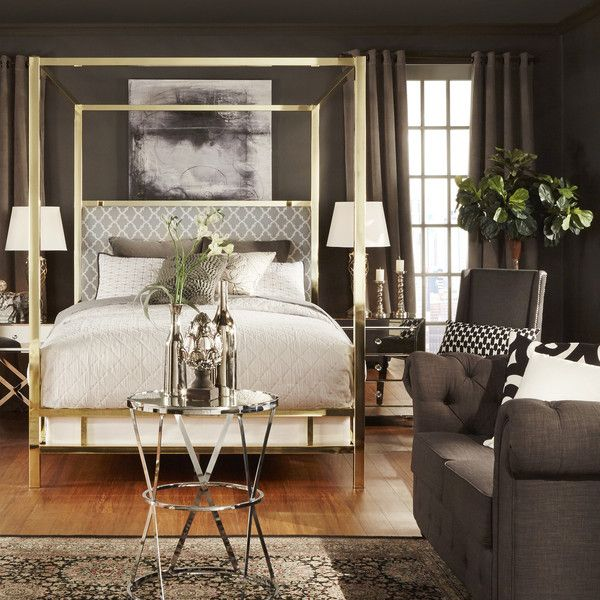 Metal Canopy Bed Ideas