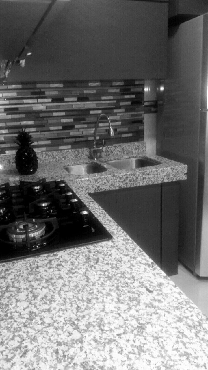 Granito Cocina Gris Cocina Granito Marmol Y Granito Granito Gris