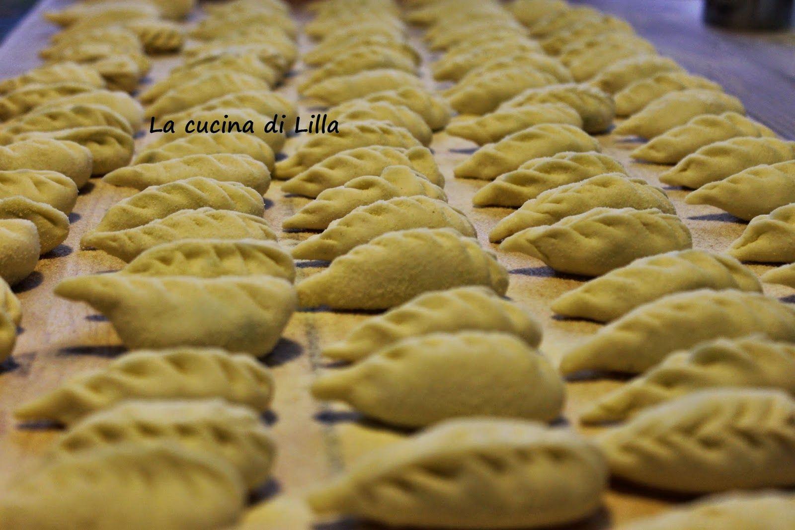 La cucina di Lilla (adessosimangia.blogspot.it): Pasta fresca ...