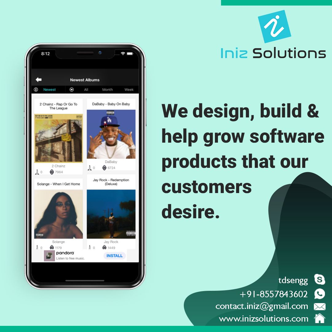 Pin on iOS Application Design Services