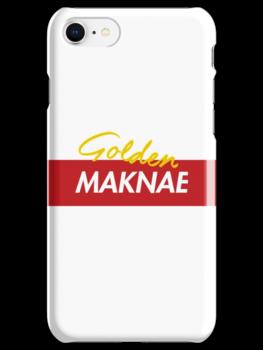 BTS Golden Maknae iphone case