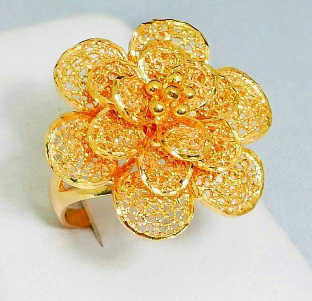 Pin by anna raisya on rings u charms of gold pinterest ring