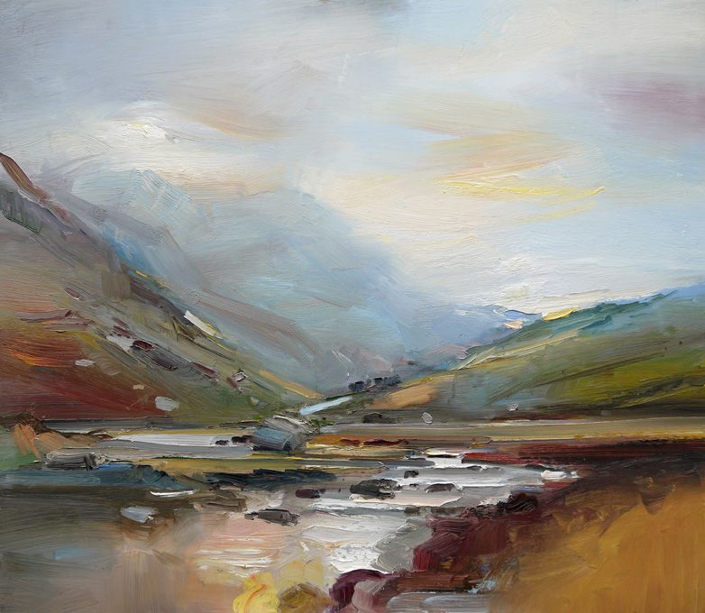 Landscapes Abstract Art Landscape Abstract Landscape Painting Art Gallery Uk