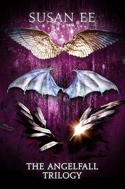 Angelfall Trilogy Fantasy Books My Books I Love Books