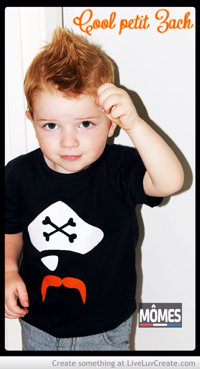 Mômes latest petit ambassador! Gorgeous Zachary rocking one of Mômes' most popular design! Get one now if u dare!  www.momes-store.com