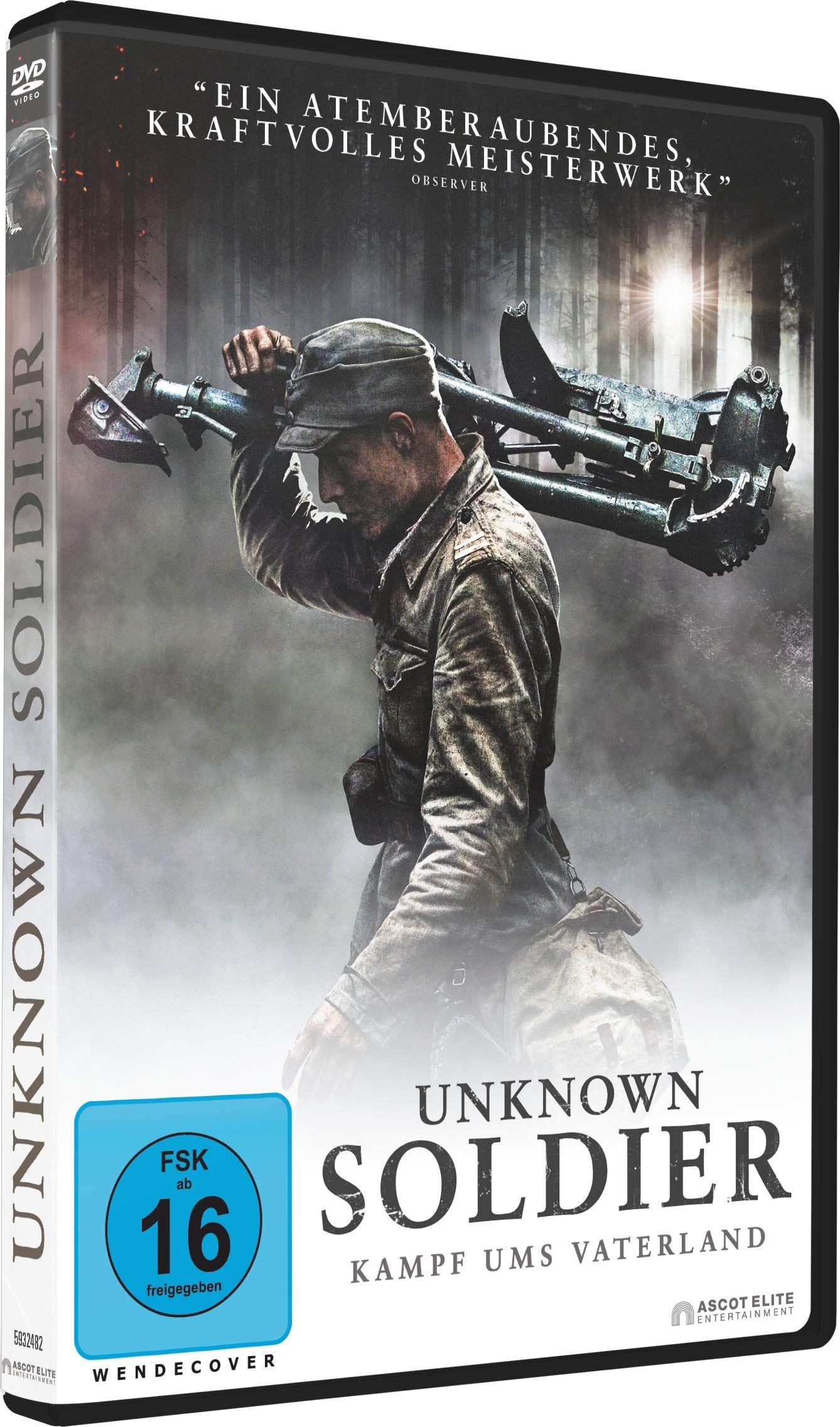 Unknown Soldier [Alemania] [DVD] Soldier, Unknown, DVD