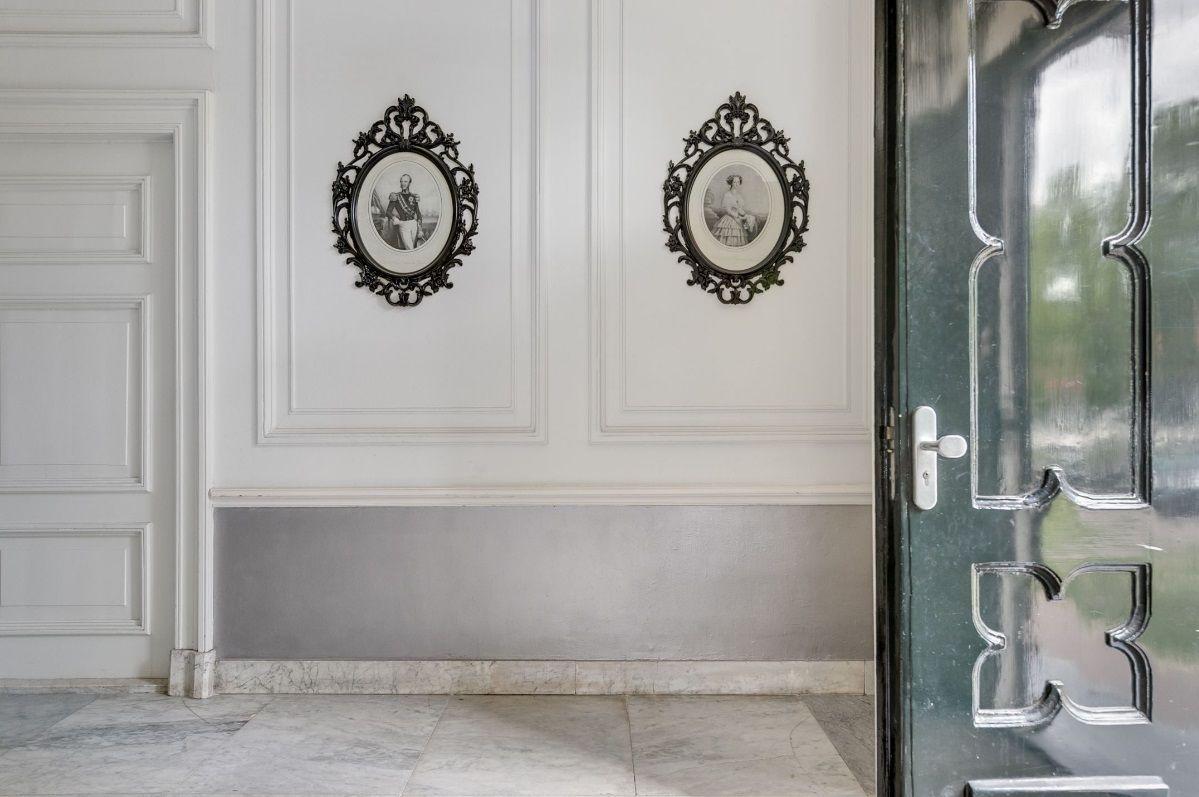 Barok Spiegel Ovaal : Diy lijst mooie oude fotos in een ovale barok schilderijlijst of