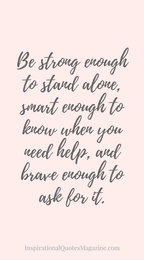 Inspirational Quote about Strength – Visit us at InspirationalQuot… …