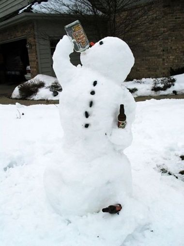 borrachín 冬 snowman funny snowman cute snowman