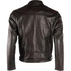 Photo of Dxr Craft leather jacket brown men size Mpolo-motorrad.de
