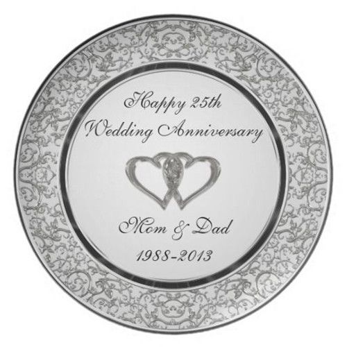15 Best Gifts For Dad Mom 25 Year Ceremony Wedding Anniversary