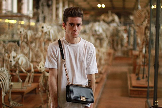 dacd4d262c47 pelayo chanel boy bag theysken's theory 2 in 2019 | Street Style ...