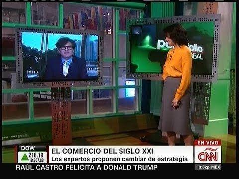 Portafolio Global CNN: Estrategias Para Revolucionar El Comercio - 10 De...